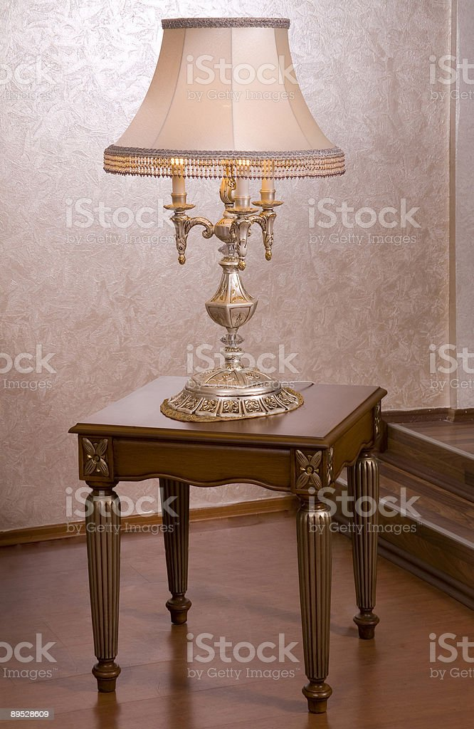 lampshade royalty-free stock photo