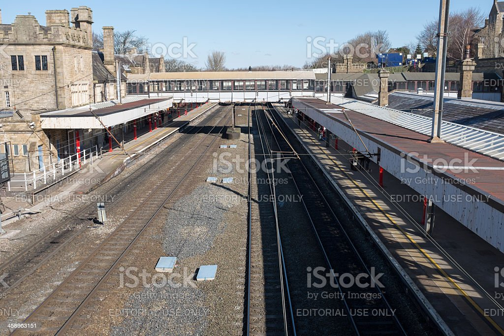 Lancaster Train Station Stock Photo Download Image Now Istock