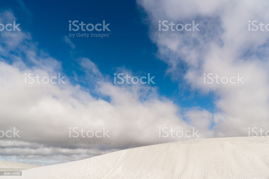Lancelin Sand Dunes In Western Australia Surfing In Sand Stock Photo Download Image Now