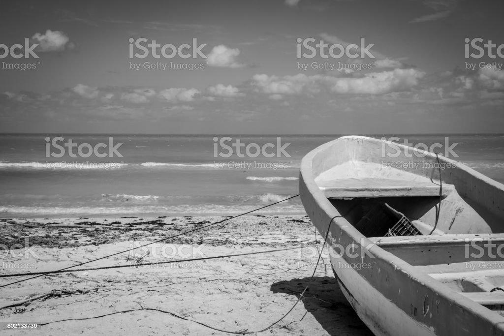 Lancha stock photo