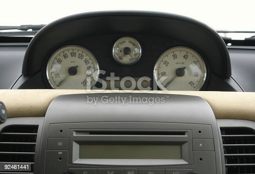 Lancia Y Interior 2 stock photo | iStock
