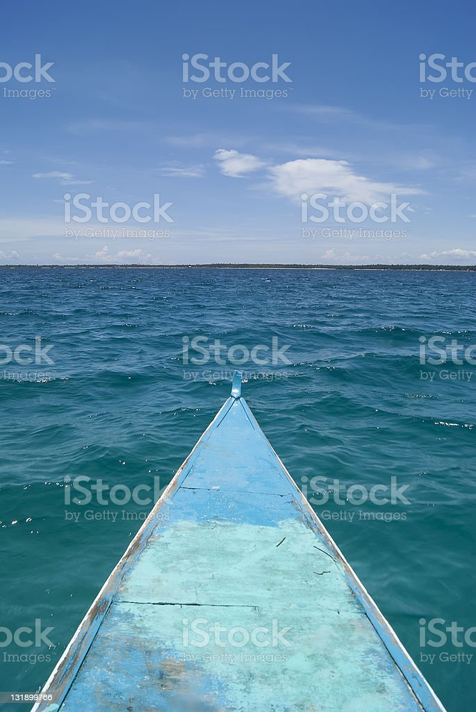 Land Ahoy royalty-free stock photo