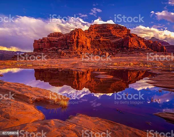 Blm Land Looking At Dead Horse Point State Park Utah Stockfoto en meer beelden van Berg