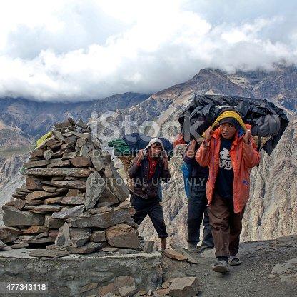 1067846662 istock photo Land of Dolpo, Nepal 477343118