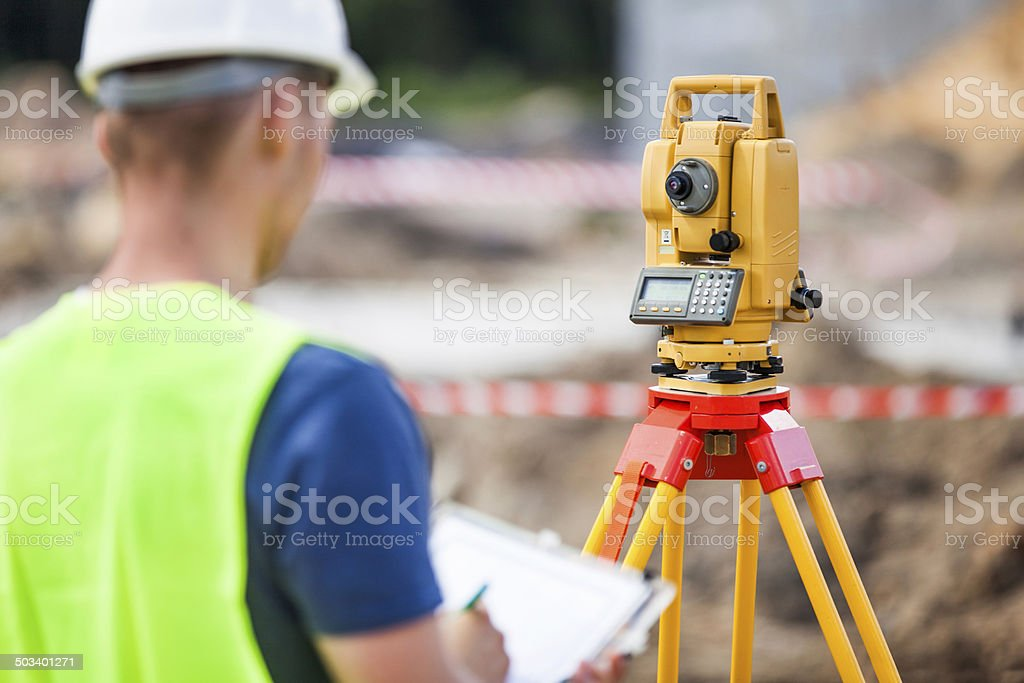 Land Surveyor – Foto