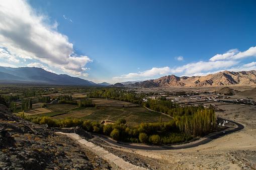 Landcape Of Leh Ladakh Stock Photo - Download Image Now