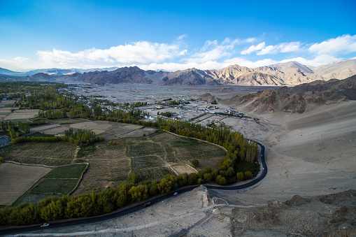 Landcape Of Leh Ladakh Stock Photo - Download Image Now