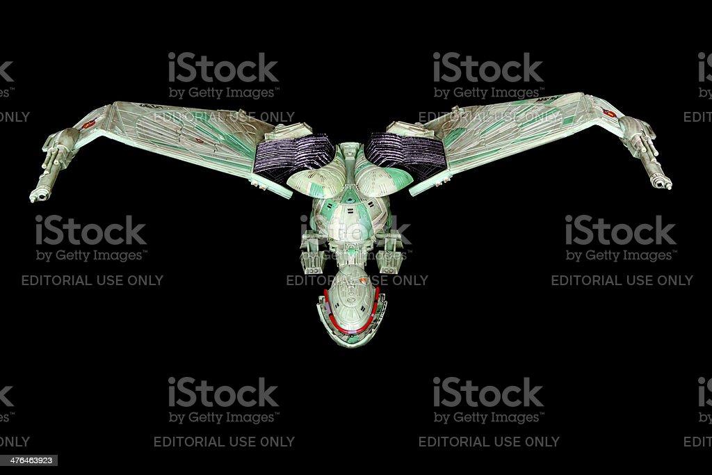 Landed Bird stock photo