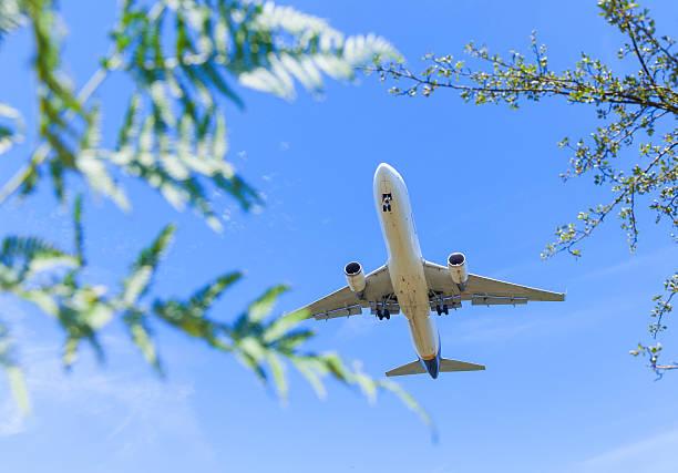 Landing at Cologne International Airport CGN – Foto