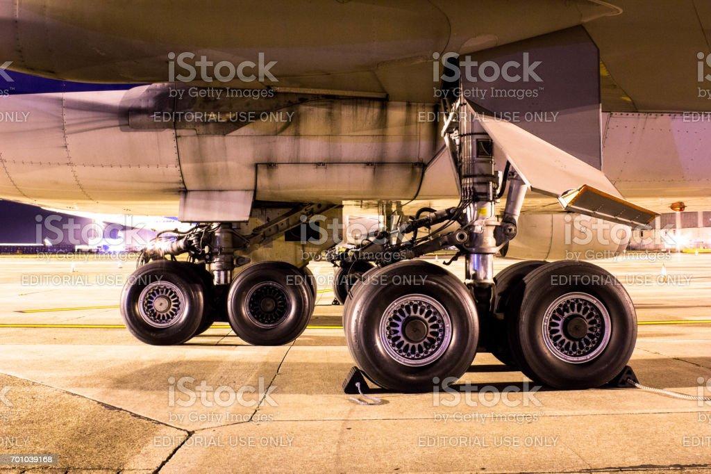 Landing Gear - foto stock