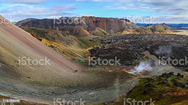 Landmannalaugar Stock Photo - Download Image Now