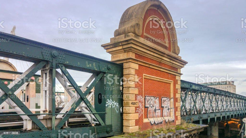 Landmarks and scenics of London, UK stock photo