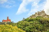 Landmarks in Sintra