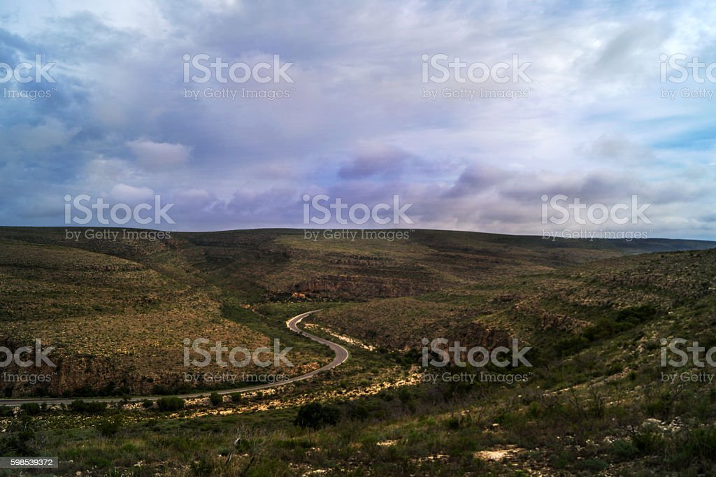 landscape, cloudscape, nature New Mexico royalty-free stock photo