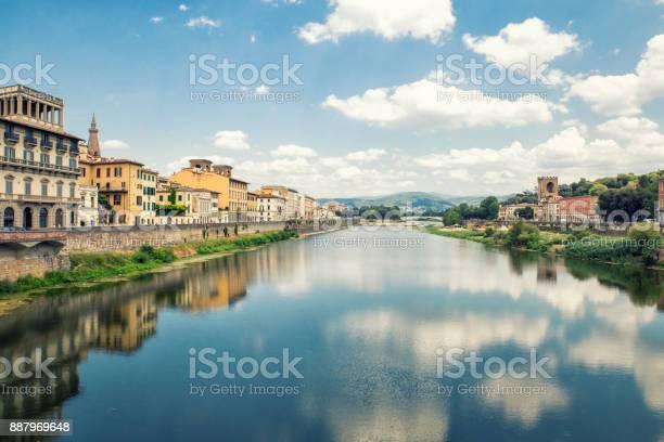 Landscape florenceitaly reflections on arno river picture id887969648?b=1&k=6&m=887969648&s=612x612&h=ikgunj4pkgskadofwc7snpwvupk 7qka5xxykxgwyws=
