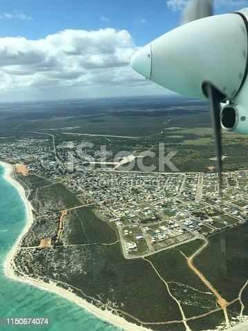 155439315istockphoto Landscape from Airplane 1150674074