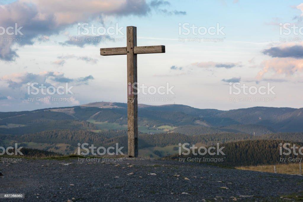 landscape germany stock photo