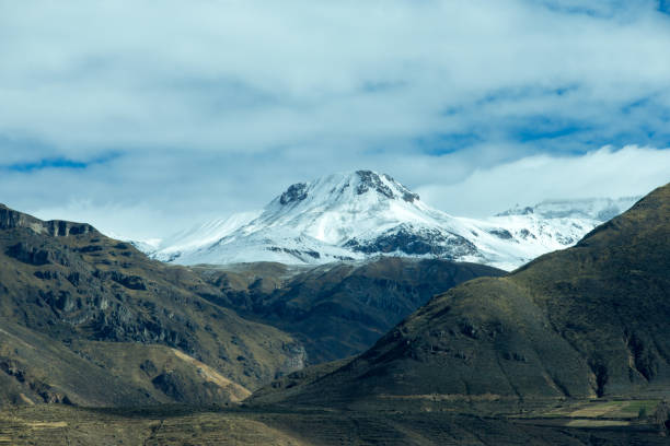 Royalty Free Map Of The Andes Mountains Pictures, Images and Stock ...