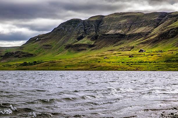 Landschaft in Island – Foto