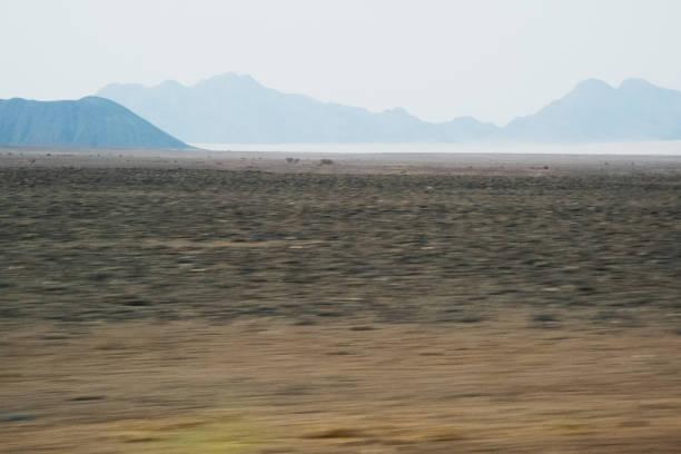 Landschaft in Namíbia – Foto
