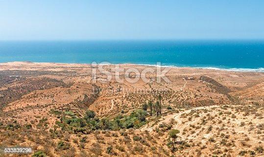 istock Landscape in North Africa 533839296