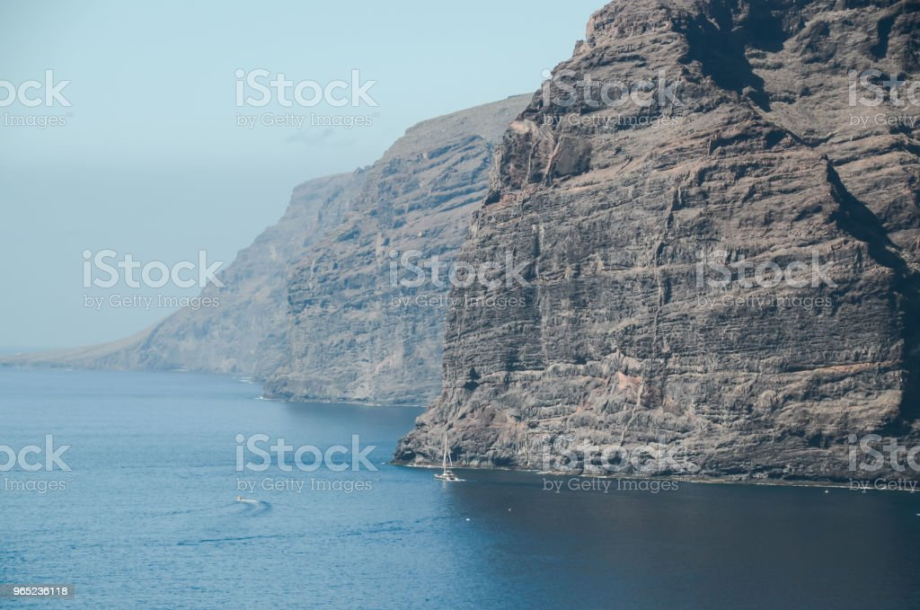 Landscape in South Spain zbiór zdjęć royalty-free