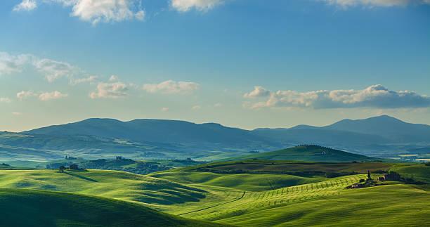 Paysage en Toscane - Photo