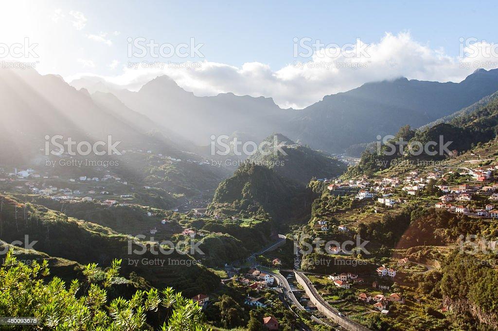 Landschaft Madeira – Foto