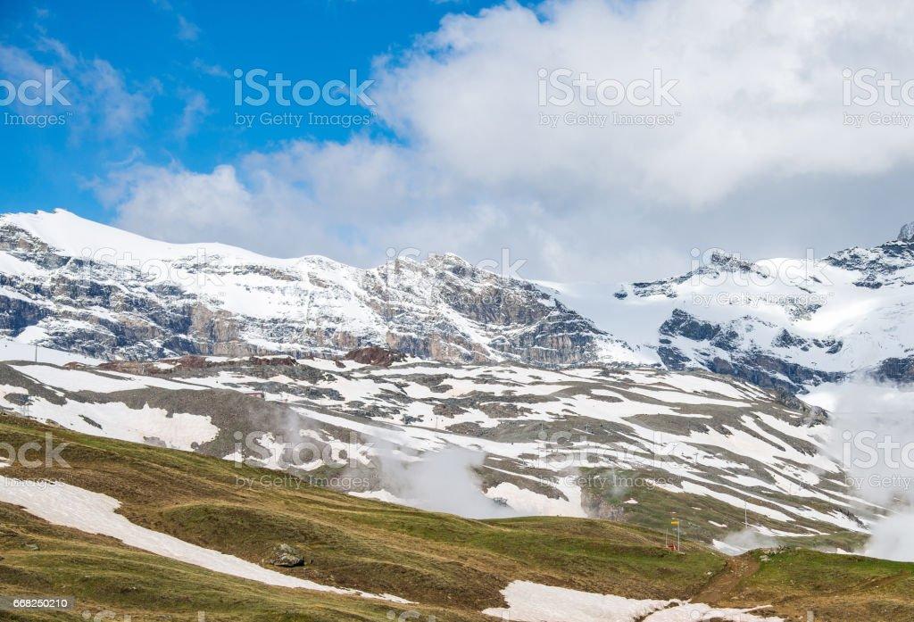landscape mountain,Switzerland foto stock royalty-free