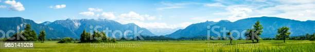 Photo of landscape murnauer moos - bavaria