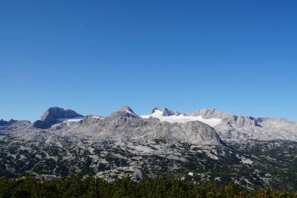 Landschaft des Dachsteingebirges – Foto