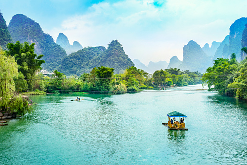 Landscape of Guilin