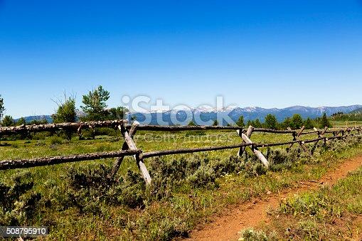 Paesaggio del montana stati uniti damerica delle montagne for Piani di ranch tentacolare