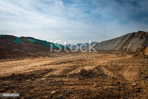 The quarries are places where excavation and marble processing takes place for many centuries.