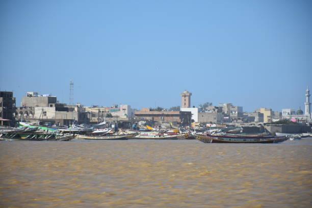 Landschaft von Saint Louis du Sénégal – Foto