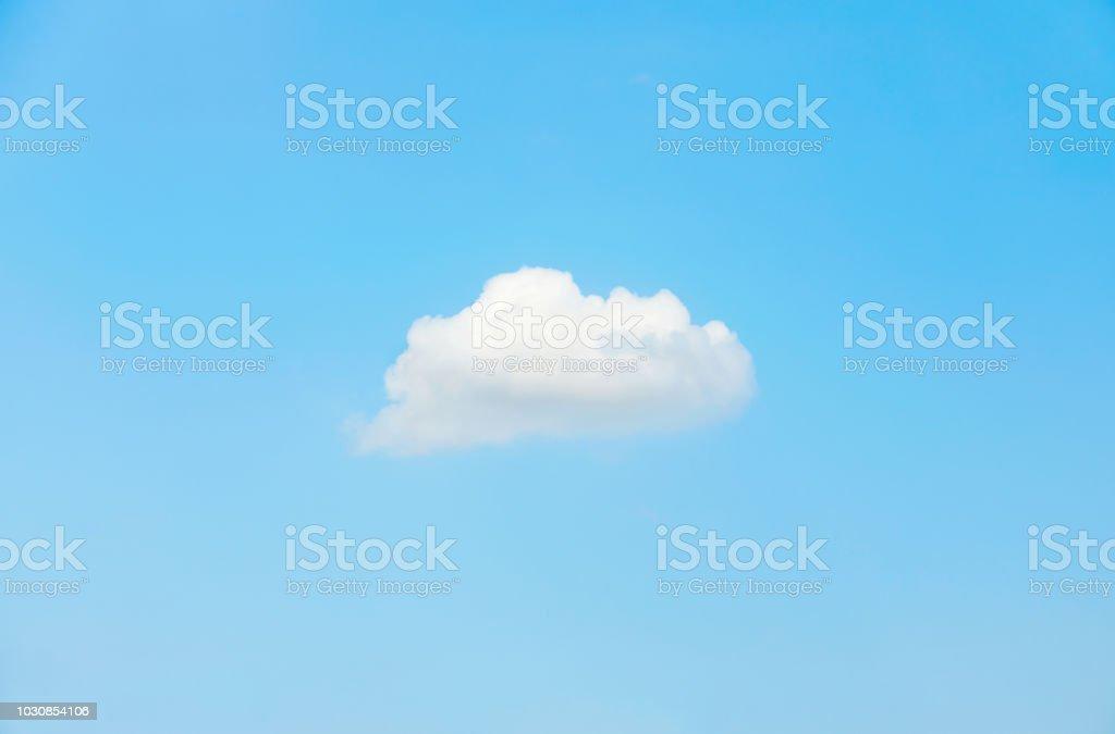 paisaje del cielo claro foto de stock libre de derechos
