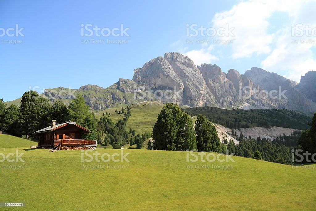 Dolomiten-Landschaft – Foto