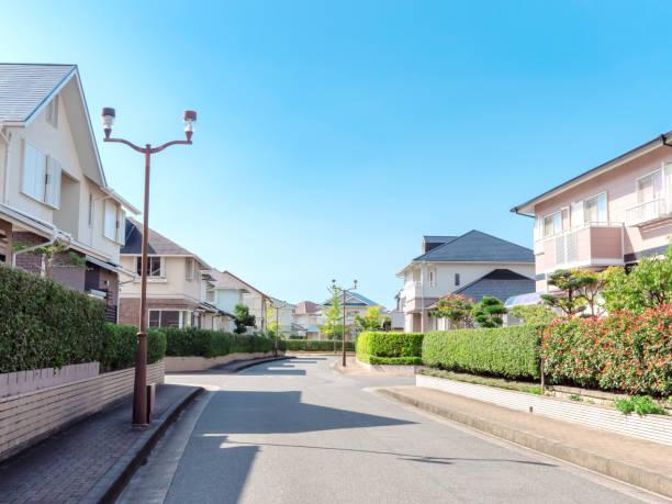 日本の風景 - 街 日本 ストックフォトと画像