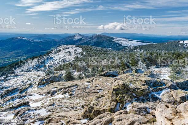 Landscape of the sierra de guadarrama of madrid snowy autumn picture id1190183740?b=1&k=6&m=1190183740&s=612x612&h=ubfsenqlp00d qysogquur6omwjk8jq81lghveclwr8=