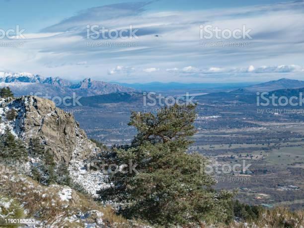 Landscape of the sierra de guadarrama of madrid snowy autumn picture id1190183853?b=1&k=6&m=1190183853&s=612x612&h=eudwf3by2fojdnoqkqbh 9ktlax ekmc23vg fj5cyw=