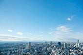 東京都心の風景