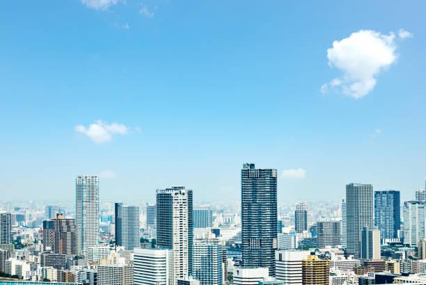東京都心の風景 - 東京 ストックフォトと画像