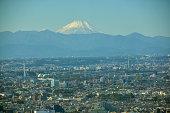 istock Landscape of Tokyo in Japan 1198598040
