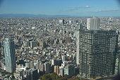 istock Landscape of Tokyo in Japan 1198598053