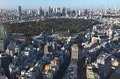 istock Landscape of Tokyo in Japan 1198598057