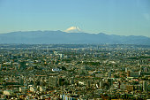 istock Landscape of Tokyo in Japan 1198598062