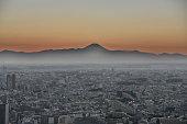 istock Landscape of Tokyo in Japan 1198598125