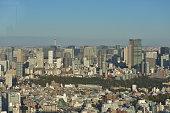 istock Landscape of Tokyo in Japan 1198598135