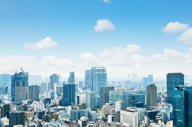 東京の風景 - 街 日本 ストックフォトと画像