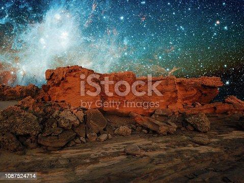 Mars - Planet, Dirt, Planet - Space, Desert, Mountain